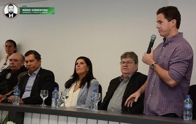 Associação dos Cabos e Soldados e Bombeiros agradece apoio de Veneziano ao projeto que cria uma a...