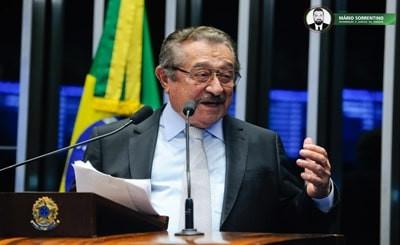 Luto: Senador José Maranhão morre por sequelas da Covid-19