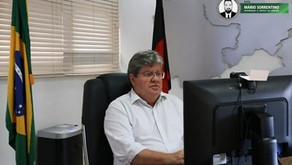 João Azevêdo autoriza estudo para pagamento dos subsídios às Polícias Militar, Civil e Penal e Co...