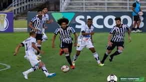 Treze vence clássico contra o Botafogo-PB em sua primeira vitória na Série C