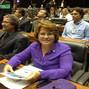 """Senadora Nilda Gondim diz que vacinação contra a Covid-19 significa """"esperança para a retomada do..."""