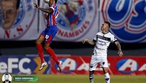 Treze vence a primeira no Nordestão em cima do Alto e Botafogo fica no empate com o Bahia
