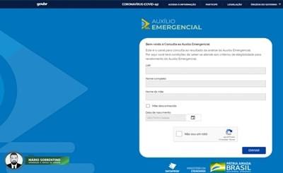 CPF indica quanto você vai receber do Auxílio Emergencial