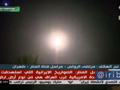 Ataque deixa 4 feridos em base militar iraquiana que abriga tropas dos EUA