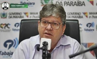 João Azevêdo convoca 244 suplentes do concurso da Polícia Militar e 14 aprovados da Polícia Civil
