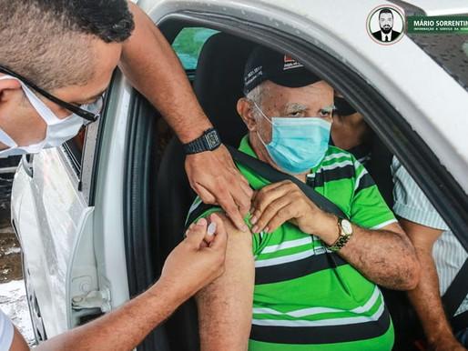 João Pessoa retoma vacinação contra a Covid com 2ª dose para quem tomou a primeira até 16 de março