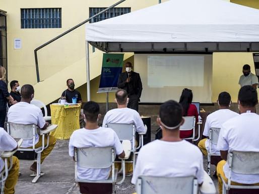 Número de aprovados do sistema penitenciário paraibano no Enem PPL cresce mais de 100%