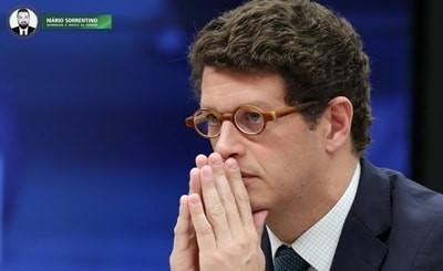 Ministro do Meio Ambiente, Ricardo Salles, é diagnosticado com Covid-19