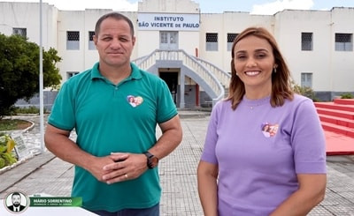 Ana Cláudia visita Instituto São Vicente de Paulo e assegura que apoio a entidades filantrópica...