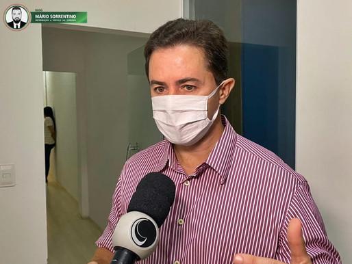 Veneziano anuncia recursos de R$ 450 mil para reformas no Corpo de Bombeiros de Campina Grande