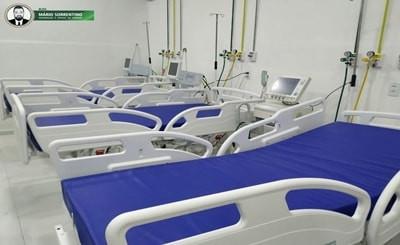 Hospital Regional de Patos disponibiliza mais seis UTIs para casos de Covid-19