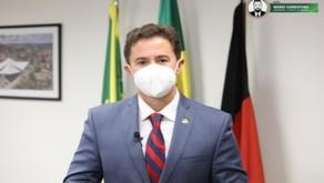 Veneziano destaca a competência do Governo do Estado em obter da FGV a melhor nota do Brasil no e...