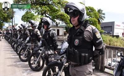 BEPMotos prende mais de 480 suspeitos de crimes e apreende 104 armas no primeiro ano de atuação