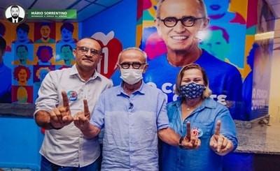 Partido da base de Wallber Virgolino no primeiro turno declara apoio a Cícero Lucena em João Pessoa