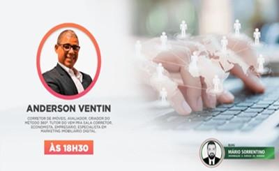 CreciPB: Live desta 2ª feira mostrará como utilizar a maior plataforma de vendas de imóveis do mundo