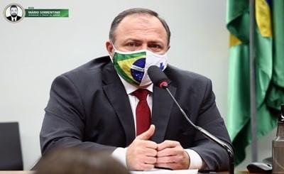 Lewandowski autoriza inquérito da PGR sobre conduta de Pazuello em crise sanitária no Amazonas