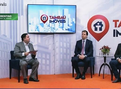 """Assista: O Programa Tambaú Imóvéis deste sábado (17) teve como tema""""Como Administrar Aluguéis""""."""
