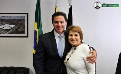 Senadores Veneziano e Nilda Gondim destinam R$ 7,5 milhões ao OGU 2021 para o Centro de Convençõe...
