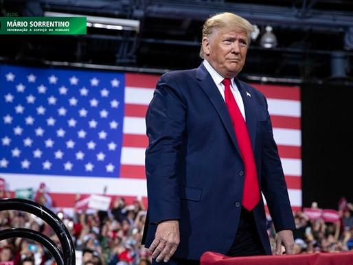 Câmara dos EUA aprova impeachment de Trump; Processo segue para o Senado