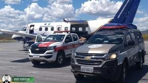 Polícia Militar intercepta aeronave com grande quantidade de cocaína no Sertão da Paraíba