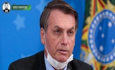 Bolsonaro veta indenização para profissionais de saúde incapacitados por coronavírus