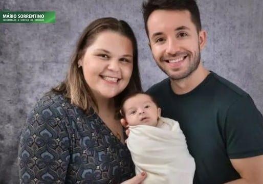 Bebê nasce com anticorpos contra a covid-19 após mãe ser imunizada
