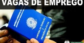 Sine oferece 175 vagas de emprego em João Pessoa e Campina Grande; Veja as áreas