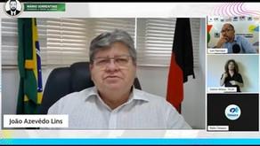 João Azevêdo anuncia abertura das pré-matrículas digitais para alunos da Rede Estadual de Ensino