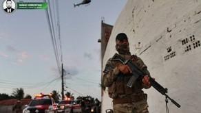 Operações do fim de semana resultam em 110 suspeitos detidos, 22 armas apreendidas e 26 kg de drogas