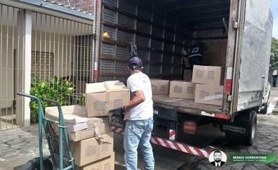 Governo entrega máscaras aos municípios de João Pessoa e Campina Grande para atender cadastrado...