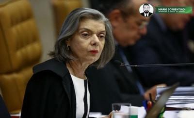 Cármen Lúcia manda Ministério da Justiça entregar cópia do dossiê antifascistas a ministros do STF