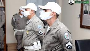 João Azevêdo promove policiais militares por ato de bravura em favor da sociedade