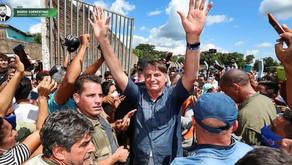 Bolsonaro é autuado no Maranhão por promover aglomeração e descumprir medidas sanitárias