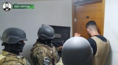 GATE da Polícia Militar da Paraíba intervém e salva vida de homem durante surto na capital