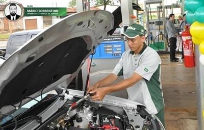 Gás natural fica mais barato nos postos da grande João Pessoa após redução da tarifa