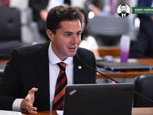 Senador Veneziano apresenta projeto que obriga administração pública a gravar todos os atos de um...