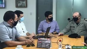 Colégio da Polícia Militar será ampliado e terá capacidade para oferecer o dobro de vagas