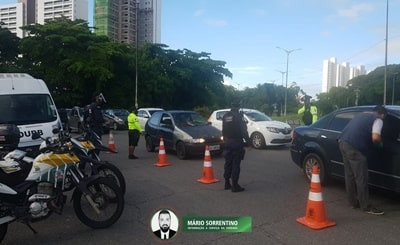 ALPB aprova projeto que proíbe apreensão de veículos durante pandemia na Paraíba