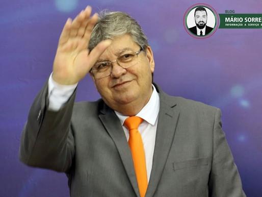 Blog Mário Sorrentino parabeniza João Azevêdo pelo seu aniversário