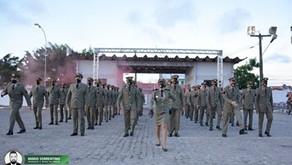 Governo da Paraíba forma 49 novos sargentos da Polícia Militar