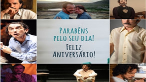 Hoje é o aniversário do ator paraibano Nanego Lira