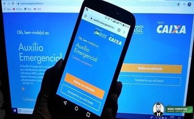Novo auxílio emergencial pode ser pago a partir de março, diz Bolsonaro