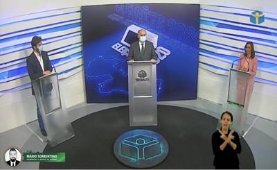 Em debate, Ana Cláudia chama Bruno de despreparado e garante a volta do ambulatório follow-up
