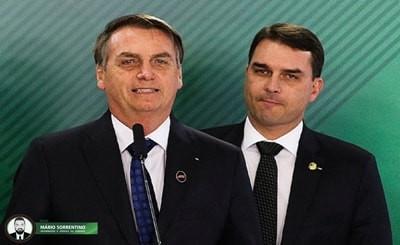 STF envia à PGR notícia-crime contra Bolsonaro por ajuda na defesa de filho