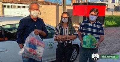 Creci-PB dá início a entrega de cestas básicas para corretores de imóveis
