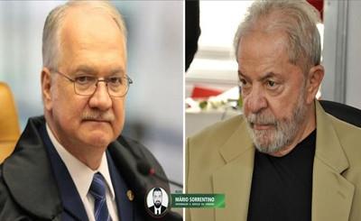 Fachin defende candidatura de Lula e é cobrado por Gleisi a votar suspeição de Moro