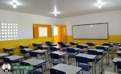 Prefeitura de Conde prorroga suspensão das aulas até o dia 04 de junho
