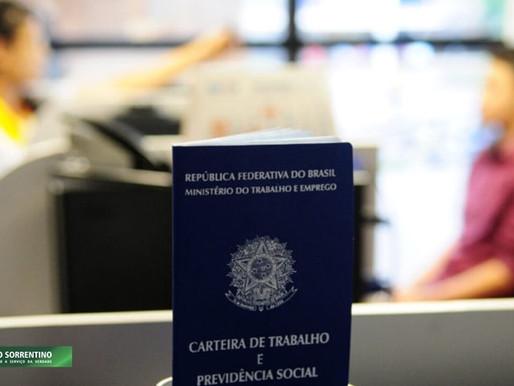 Paraíba gera saldo positivo de 2.082 empregos com carteira assinada no mês de março