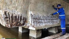 Governo da Paraíba inicia restauração da ponte e do viaduto entre Bayeux e João Pessoa
