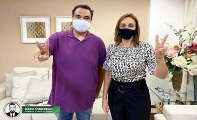 PDT, Damião e Lígia Feliciano anunciam apoio à candidatura de Ana Cláudia na disputa pela Prefeit...